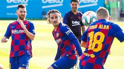 Messi valoró los fichajes hechos por el Barcelona para la temporada 2019/20 (Foto: FC Barcelona)