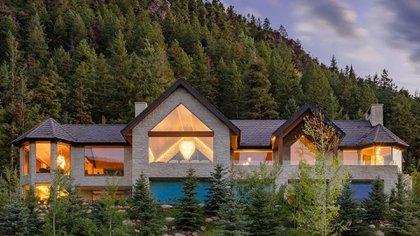 Las hermanas Jenner se hospedan en una mansión que se alquila por USD 450.000 al mes (https://www.realtor.com: Aspen/Glenwood MLS)
