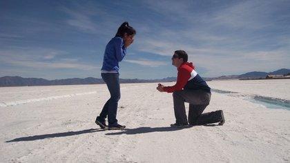 Victoria Farfán no esperaba la propuesta de casamiento de su novio