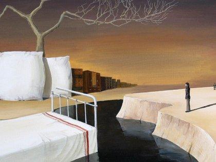 """Insomnio"", de Konstantin Voronov"