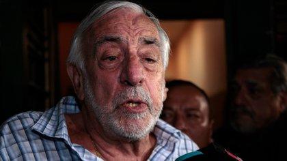 Roberto Fernández, el titular de la UTA