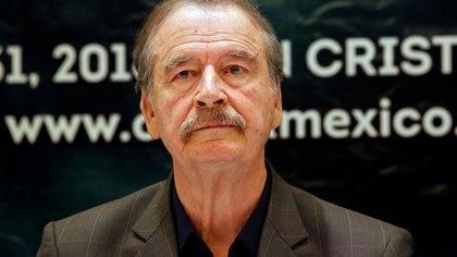 """""""Así se verá el famoso Tren maya"""": Fox ironizó con desperfecto en el metro"""