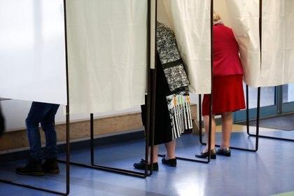 Casi 400 millones de personas estuvieron llamadas a votar en los 28 países de la Unión Europea entre el 23 y el 26 de mayo (Reuters/ Pascal Rossignol)