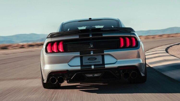 El diseño aerodinámico y las tecnologías de control para el conductor de Ford Performance hacen que cada momento detrás del volante sea aún más emocionante