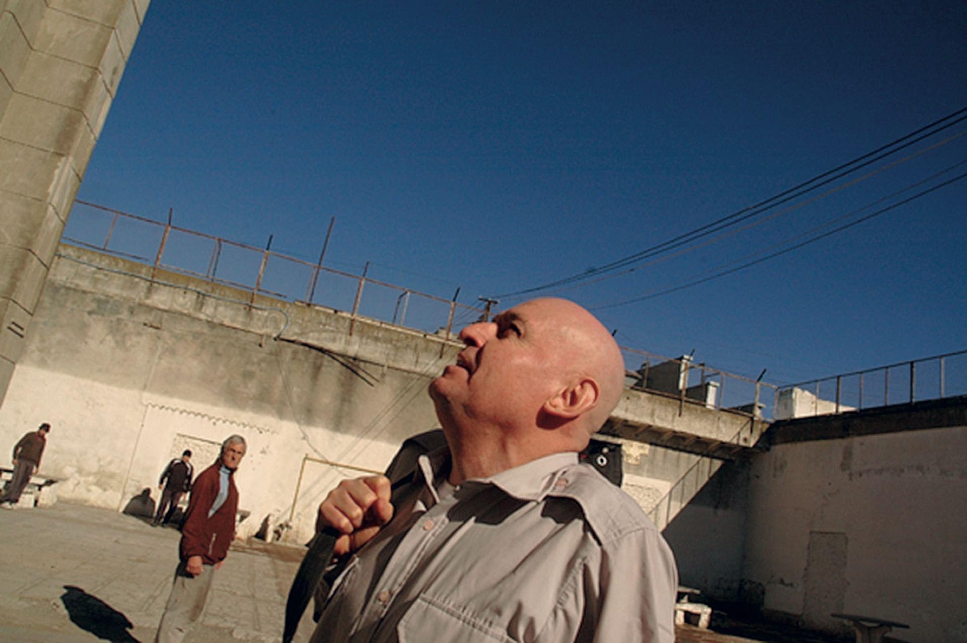 Robledo Puch hoy, en la cárcel de Sierra chica