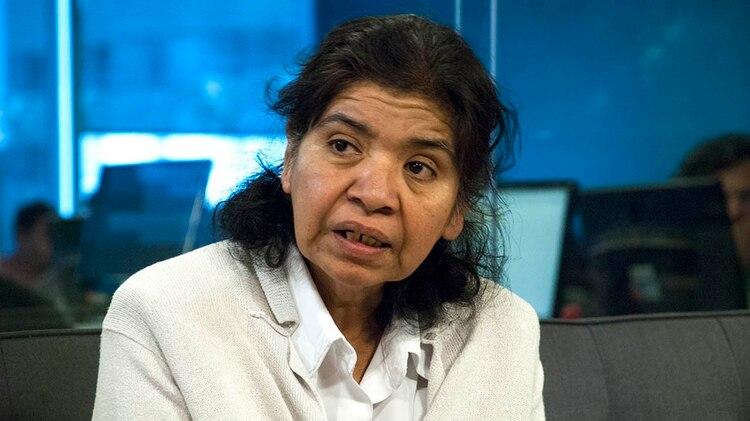 Margarita Barrientos es la referente social y conduce el comedor Los Piletones (Natalia Bohdan)