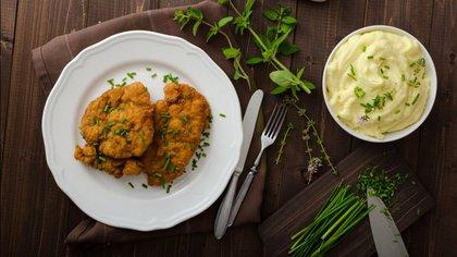 La milanesa forma parte de la idiosincrasia gastronómica de los argentinos.