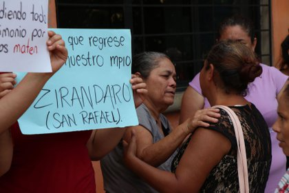 El proceso de desplazamiento forzado no termina luego de salir del lugar amenazado, persiste en tanto no sea atendido (Foto: Archivo)