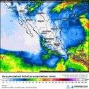 El nuevo frente ocasionará descenso de temperaturas en algunas regiones de México (Foto: SMN)