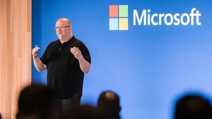 Kevin Scott, director de tecnología en Microsoft