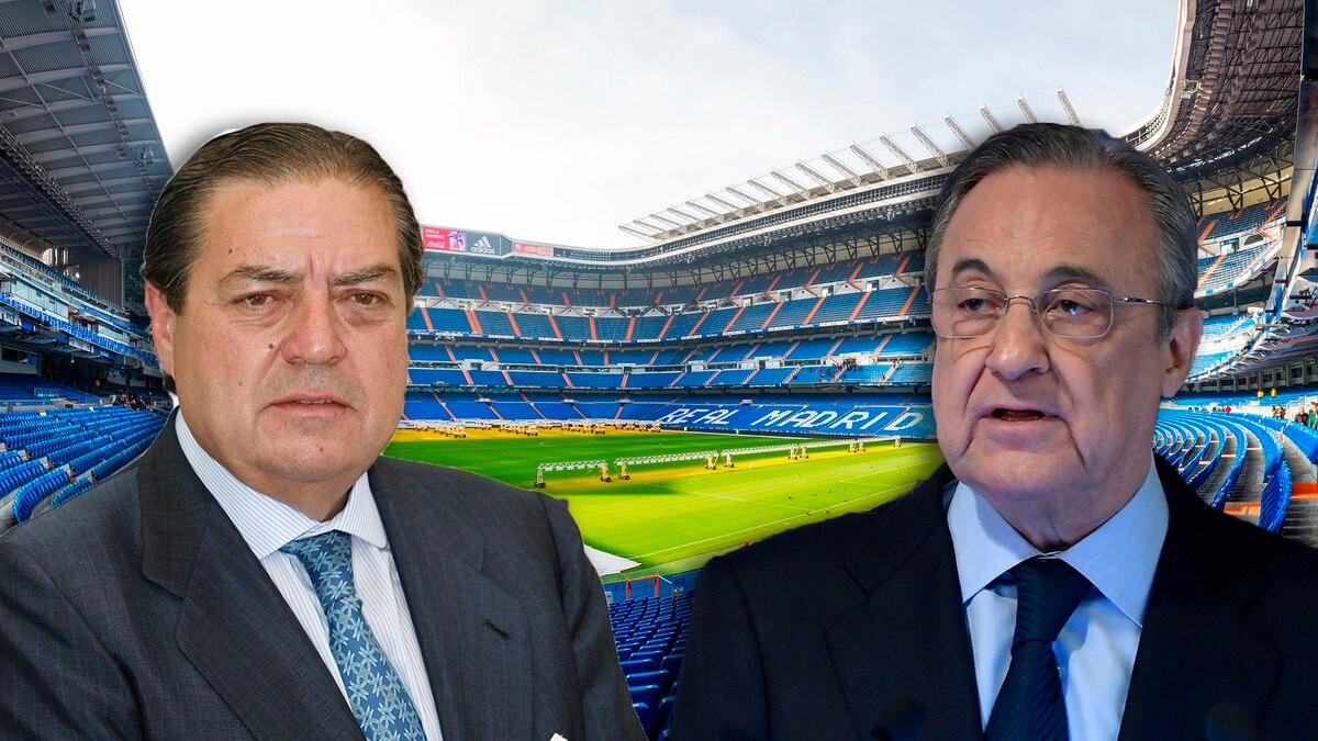 Quién es Vicente Boluda, el poderoso empresario naviero que quiere desbancar a Florentino Pérez de la presidencia del Real Madrid