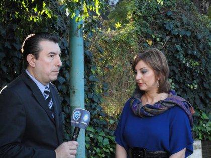 Guebel entrevistada por la TV Pública