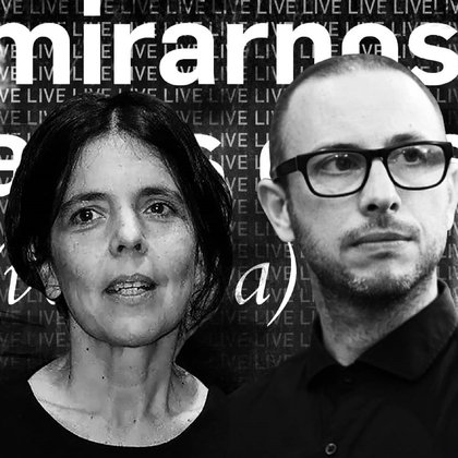 Gabriela Golder y Andrés Denegri, creadores de la Bienal de la Imagen en Movimiento