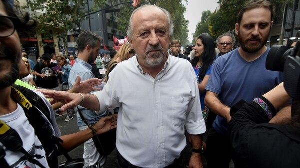 Hugo Yasky (Nicolás Stulberg)