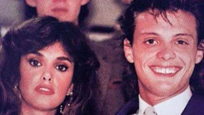 Cuando Luis Miguel cortejó a la actriz, ya era famoso en México con sus discos infantiles (Foto: Archivo)