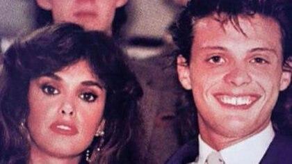 """""""Fría como el viento"""": la canción que Luis Miguel dedicó a Lucía Méndez tras su ruptura"""