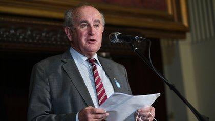 El senador Oscar Parrilli ( foto: Comunicación Senado )