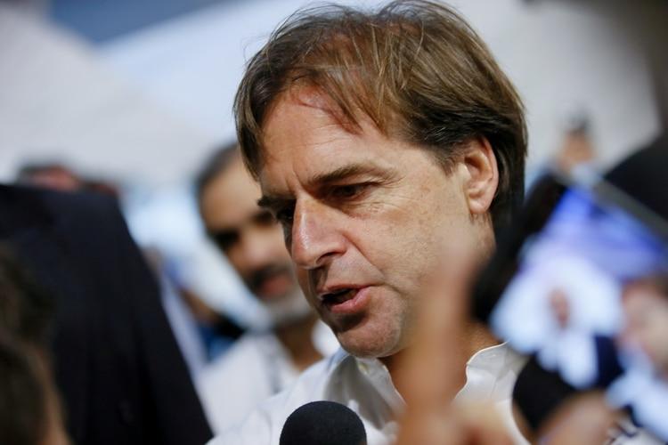 Luis Lacalle Pou (Reuters)