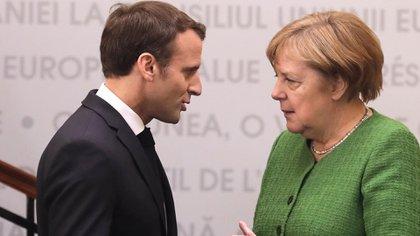 Europa se encuentra en la recesión más profunda desde la crisis del 19. Para aliviar la situación, Angela Merkel y Emmanuel Macrón diseñaron un plan económico para otorgar 545 millones de euros en ayudas. Foto: Archivo DEF.