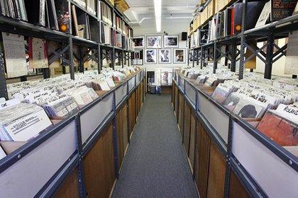 Se la conoce como la disquería diseñada para lo amantes del jazz y fue inaugurada en 1983 (Discaholic Corner)