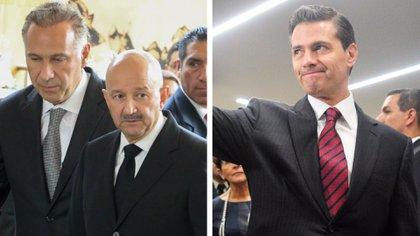 Juan Collado tuvo contacto laboral con el ex presidente Enrique Peña Nieto en su divorcio  (Foto: Especial/ Cuartoscuro)