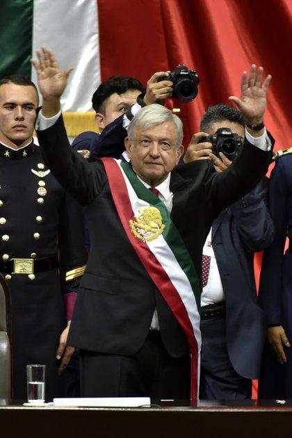 López Obrador obtuvo un contundente triunfo electoral el 1 de julio de 2018 (Crédito: SAÚL LÓPEZ /CUARTOSCURO.COM)