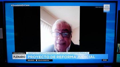 (Charly Diaz Azcue / Comunicación Senado)