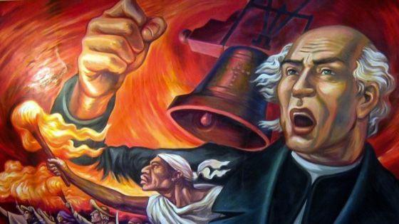 Miguel Hidalgo - Grito de Independencia