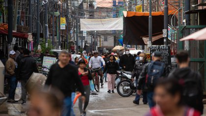 Preocupa la cantidad de casos de COVID-19 en los asentamientos urbanos de la ciudad de Buenos Aires, donde ya son más de 410 los infectados
