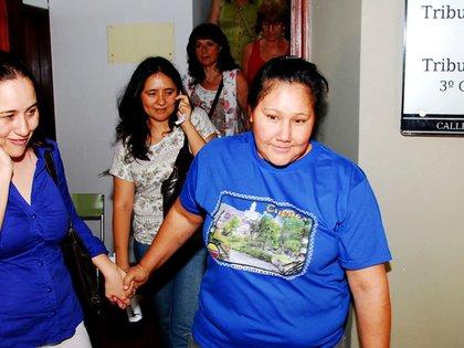 El pasado 23 de febrero, la mujer fue liberada con algunas restricciones hasta que la sentencia dictada en su contra quede firme (NA 162)