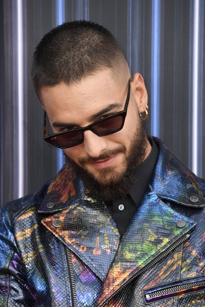 Maluma (Frazer Harrison/Getty Images/AFP)