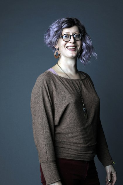 Sasha Costanza-Chock (Caydie McCumber)