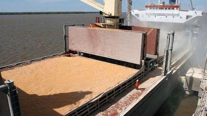 Las exportaciones agroindustriales continúan transformándose en una importante fuente de ingreso de divisas al país