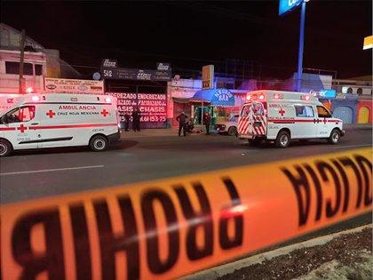 El 10 de marzo fueron quemados varios vehículos en represalia de la captura de tres operadores del CDSL (Foto: DIEGO COSTA/CUARTOSCURO)