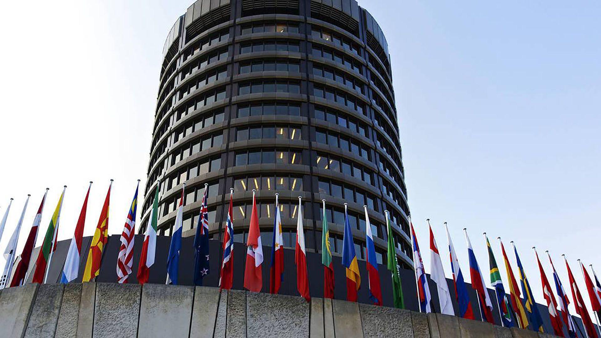 """El Banco de Pagos Internacionales, con sede en Suiza, es conocido como el """"Banco Central de los bancos centrales"""""""