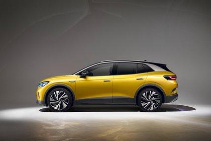 Es el segundo modelo de la familia ID, la nueva gama eléctrica de la marca alemana.