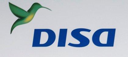 Imagen de archivo del logo del Grupo energético español DISA. EFE /Ángel Medina G./Archiov
