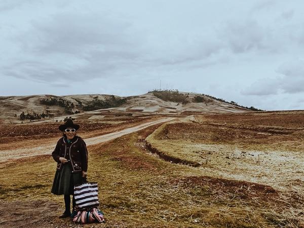 """El segundo lugar quedó para Lee Yu Chieh (Taiwan) con la fotografía """"Waiting"""" (Esperando) que tomó con un iPhone 6S en Cusco, Perú."""