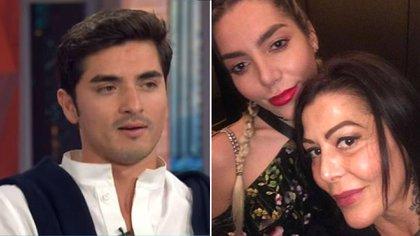 Frida Sofía se alejó de Alejandra por la cercanía entre ella y su ex, Christian Estrada (Foto: Telemundo / Instagram)
