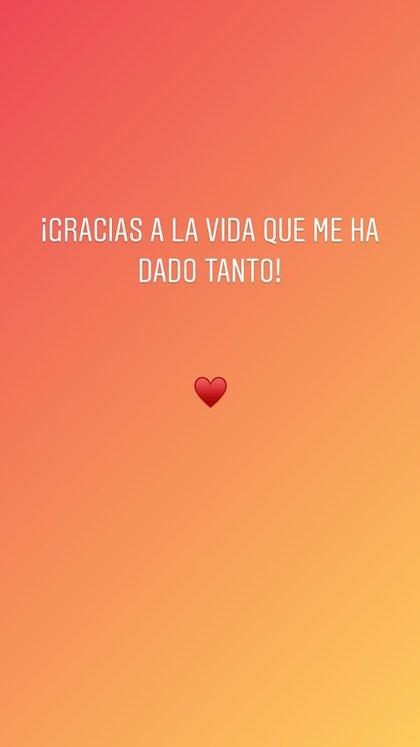 Pintos mostró su felicidad por la llegada de su primer hijo (Instagram @abelpintos)