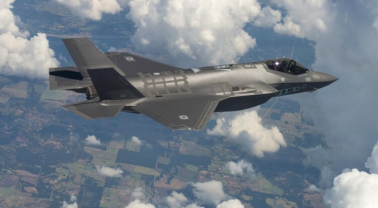 Estados Unidos ha congelado la venta programada a Turquía de los F-35, destinados sólo a aliados estratégicos (Lockheed Martin)