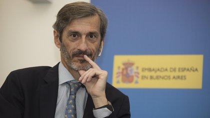 El Dr. Martin Zarich, Presidente de BBVA Argentina, expresó su pesar por la pérdida de un importante referente del sector