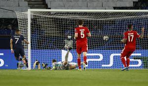 El PSG se vengó del Bayern Munich, lo eliminó de la Champions League y clasificó a la semifinal