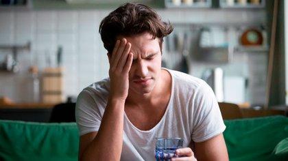 De acuerdo a un estudio científico publicado en la revista Lancet Neurology, en 2016, casi 3000 millones de personas tuvieron migraña o dolor de cabeza de tipo tensional (Shutterstock)