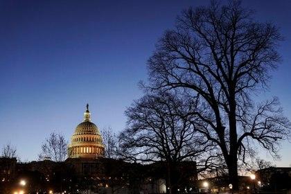 Capitole des États-Unis.  REUTERS / Joshua Roberts
