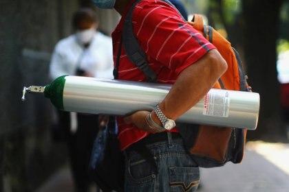 La Ciudad de México es la entidad que acumula más casos activos por COVID-19 (Foto: Reuters / Edgard Garrido)
