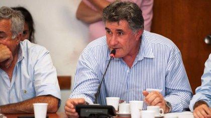 Carlos Achetoni, presidente de la Federación Agraria Argentina