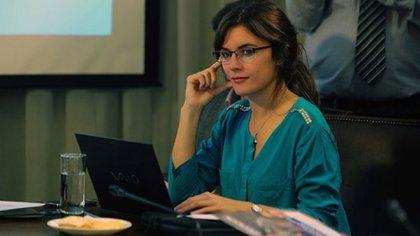La Diputada del Partido Comunista, Camila Vallejo, es la autora del proyecto de reforma constitucional que pretende cambiar el quórum de los 2/3 para la redacción de la nueva Constitución Política de Chile