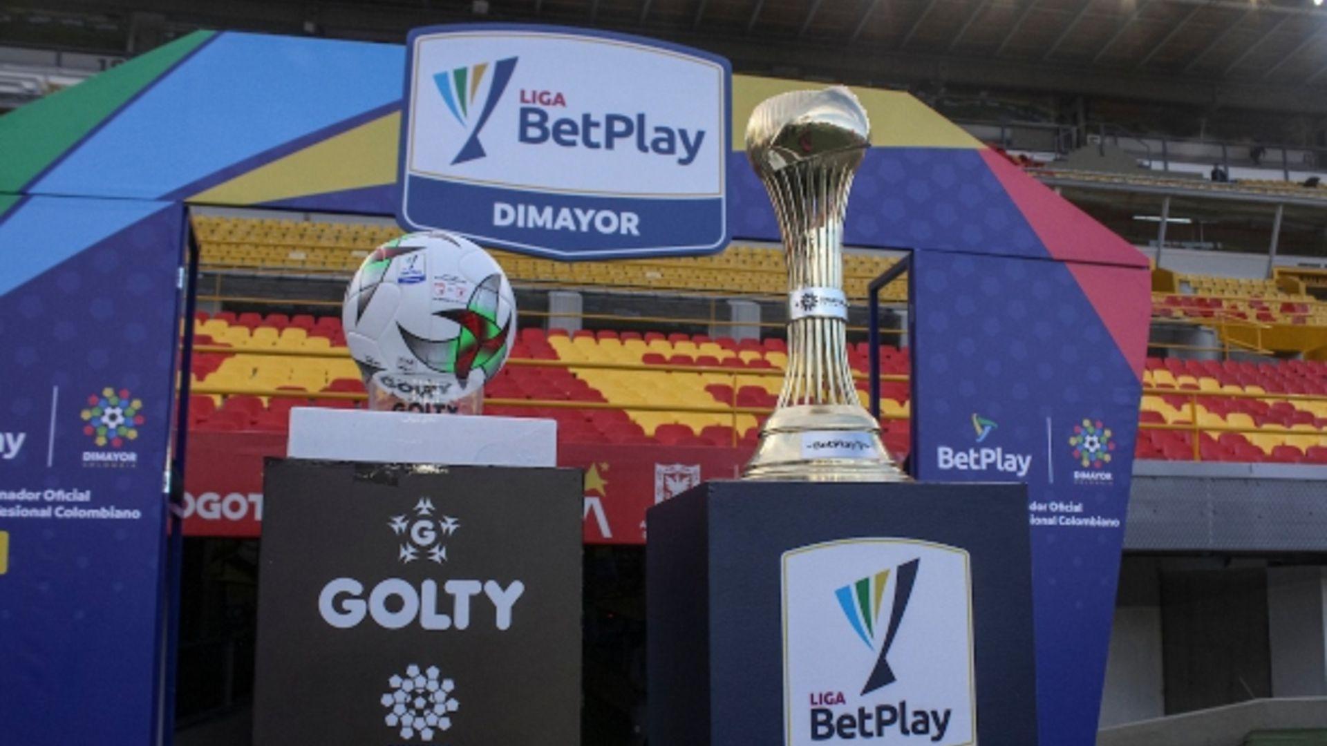 Los los partidos de cuartos de final de la Liga Betplay se llevarán a cabo, de ida, el 24 y 25 de abril, y, de vuelta, el 1 y 2 de mayo. - Dimayor.