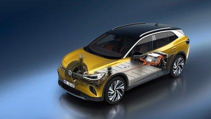 Con sólo 30 minutos de carga, la batería ofrece una autonomía de 320 kilómetros.